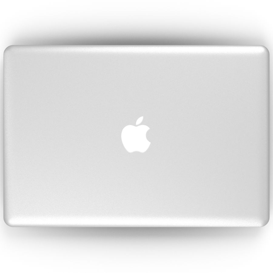 Apple MacBookPro 15 royalty-free 3d model - Preview no. 21