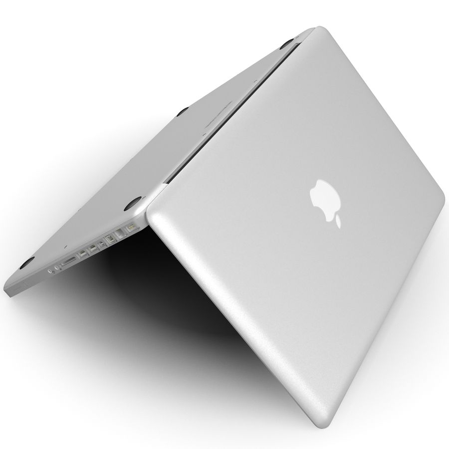 Apple MacBookPro 15 royalty-free 3d model - Preview no. 10