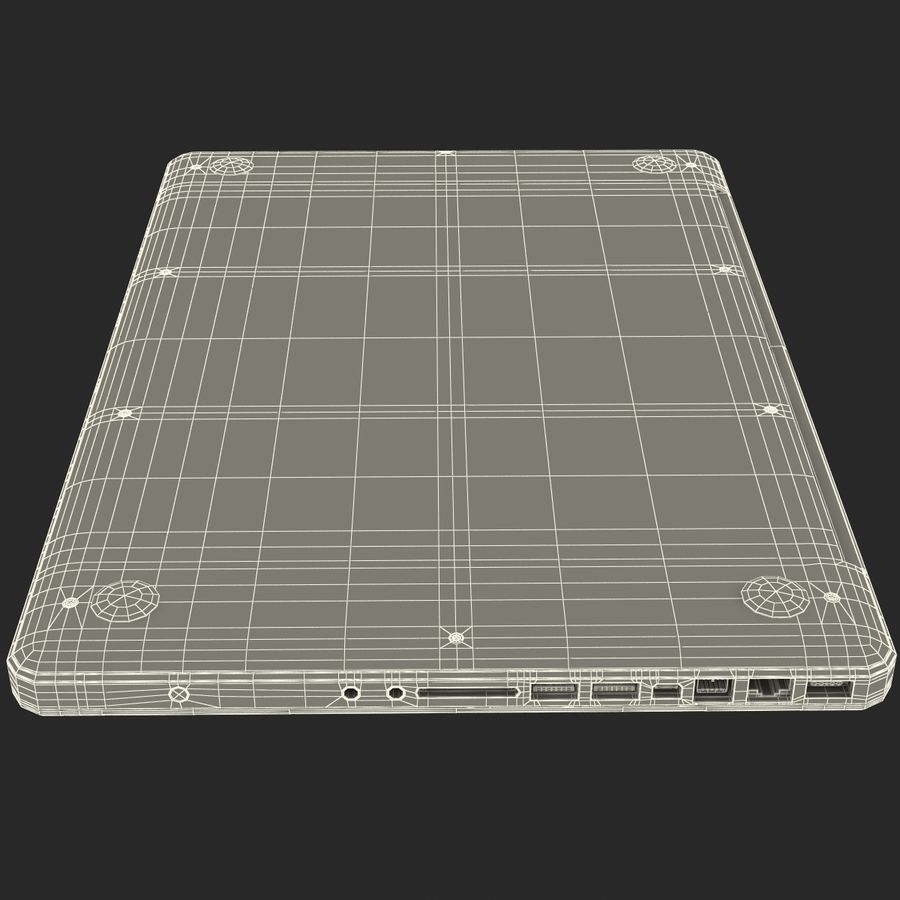 Apple MacBookPro 15 royalty-free 3d model - Preview no. 55