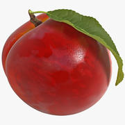 Peach 3 3d model
