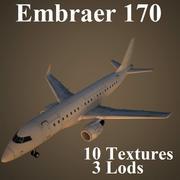E170 3d model