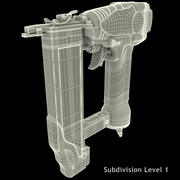 Finish Brad Nailer Hitachi 3d model