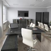 Office 62 3d model