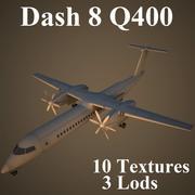 DH8D 3d model