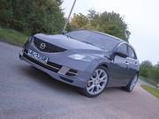 Mazda 6 realistisch 3d model