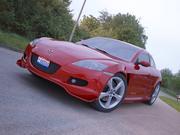 Mazda RX-8 realistisch 3d model