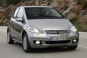Mercedes Classe A realistica 3d model