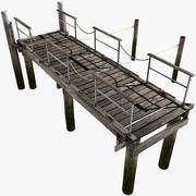 Pier Module 3d model