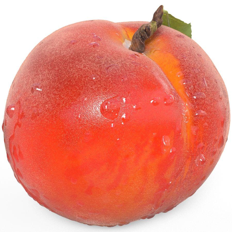 Peach Fuzz royalty-free 3d model - Preview no. 10