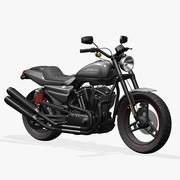 Harley Davidson XR1200 DSR 3d model