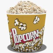 Popcorns V.3.0 3d model