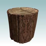chopping block 3d model