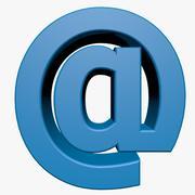E-mail ondertekenen 3d model