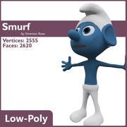 Smurf 3d model