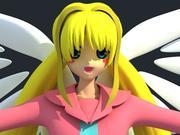 miko 3d model