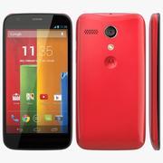 Motorola Moto g 3d model
