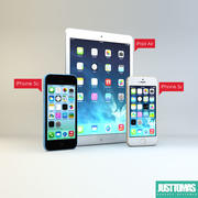 Prodotti Apple 3d model
