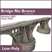 Most Rio Branco 3d model