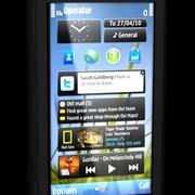 мобильный 3d model