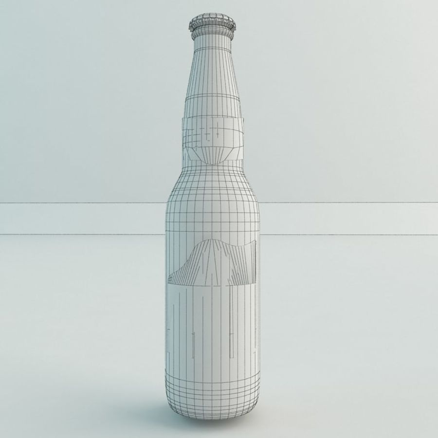 Moderne keuken royalty-free 3d model - Preview no. 13