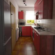 Cozinha moderna 3d model