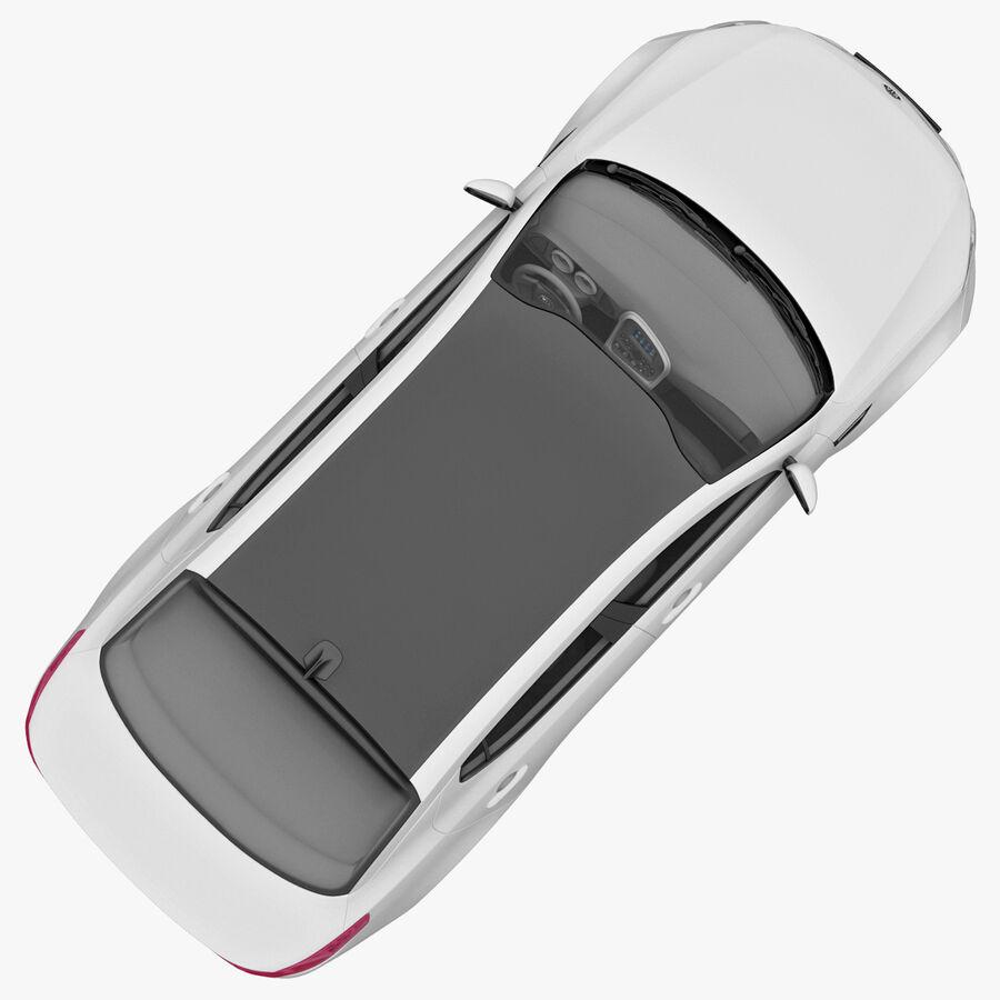 Kia Optima 2011 royalty-free 3d model - Preview no. 11