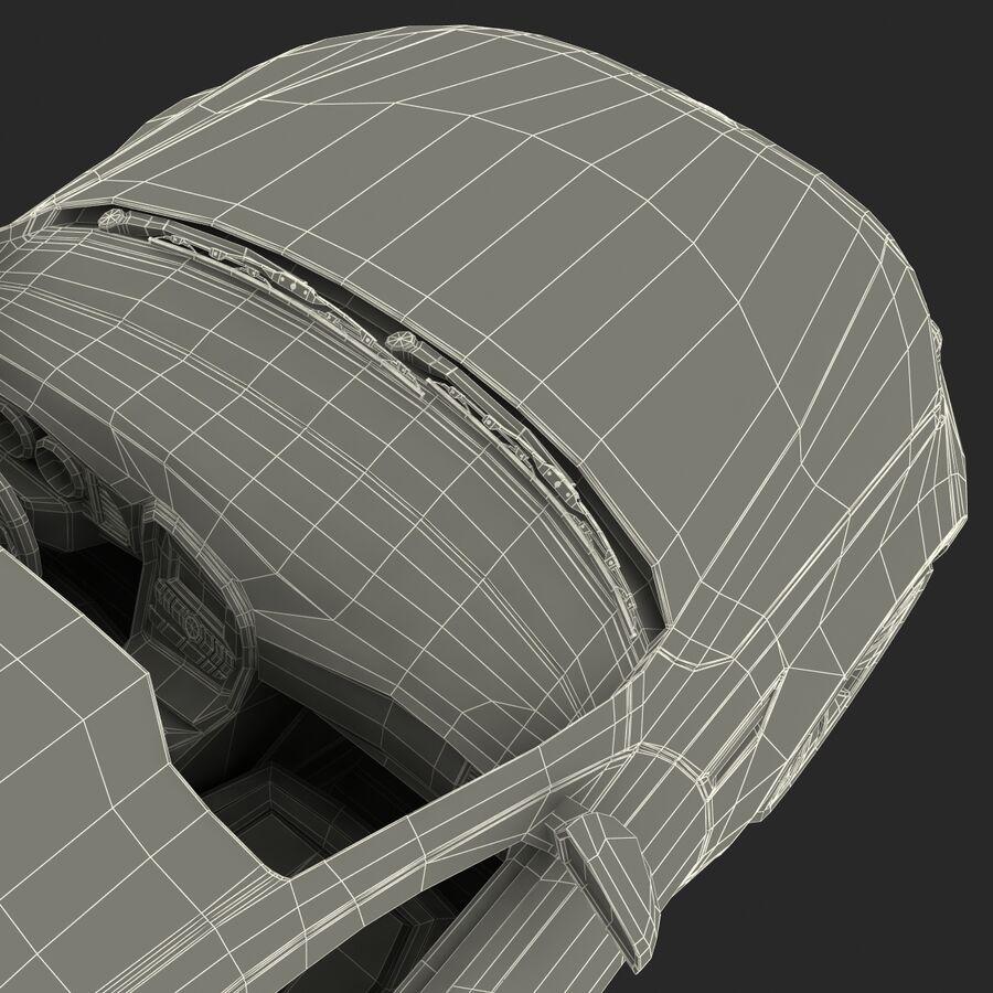 Kia Optima 2011 royalty-free 3d model - Preview no. 79