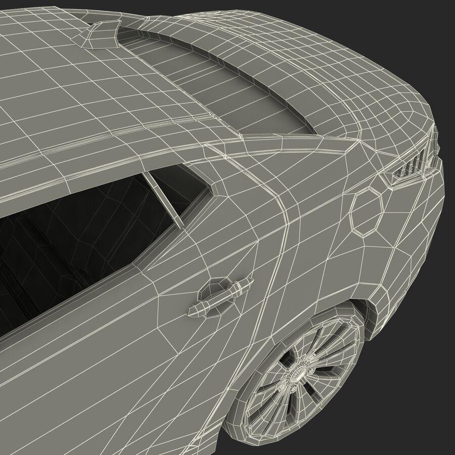 Kia Optima 2011 royalty-free 3d model - Preview no. 85