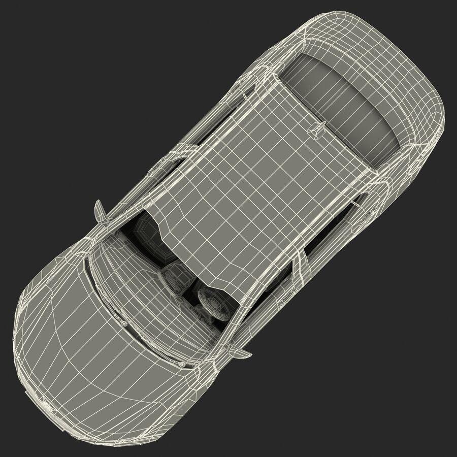 Kia Optima 2011 royalty-free 3d model - Preview no. 75