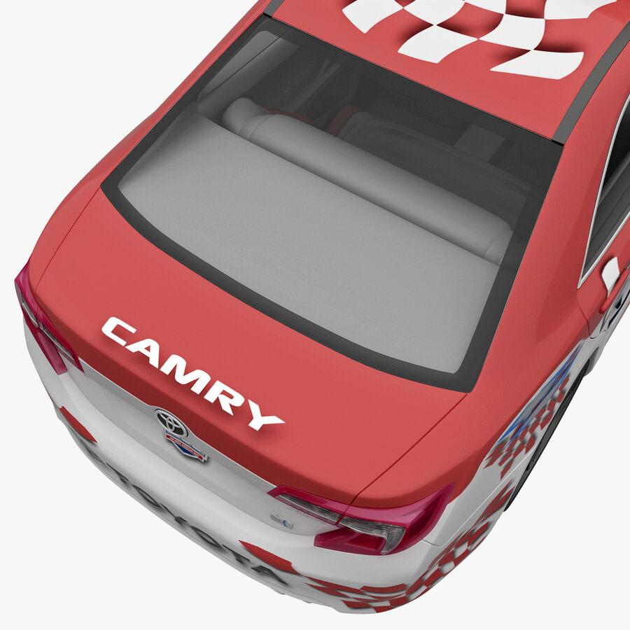 도요타 캠리 2012 페이스 카 royalty-free 3d model - Preview no. 34
