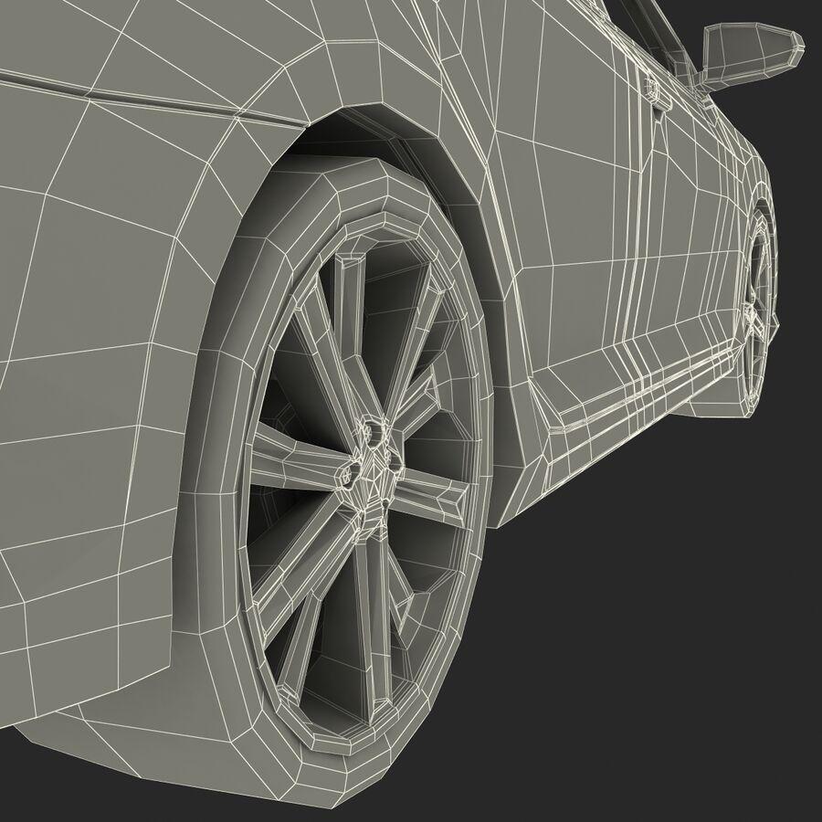 도요타 캠리 2012 페이스 카 royalty-free 3d model - Preview no. 81