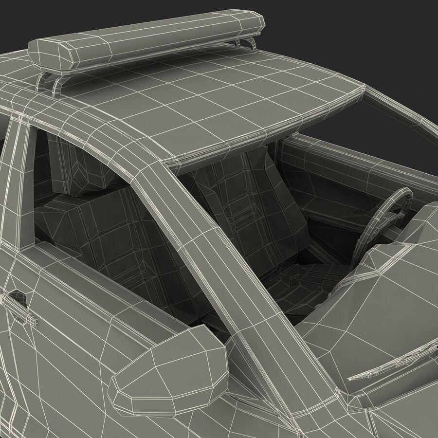 도요타 캠리 2012 페이스 카 royalty-free 3d model - Preview no. 94