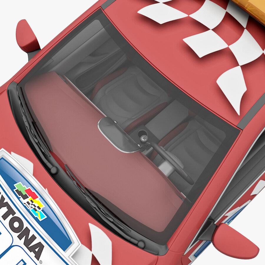 도요타 캠리 2012 페이스 카 royalty-free 3d model - Preview no. 29