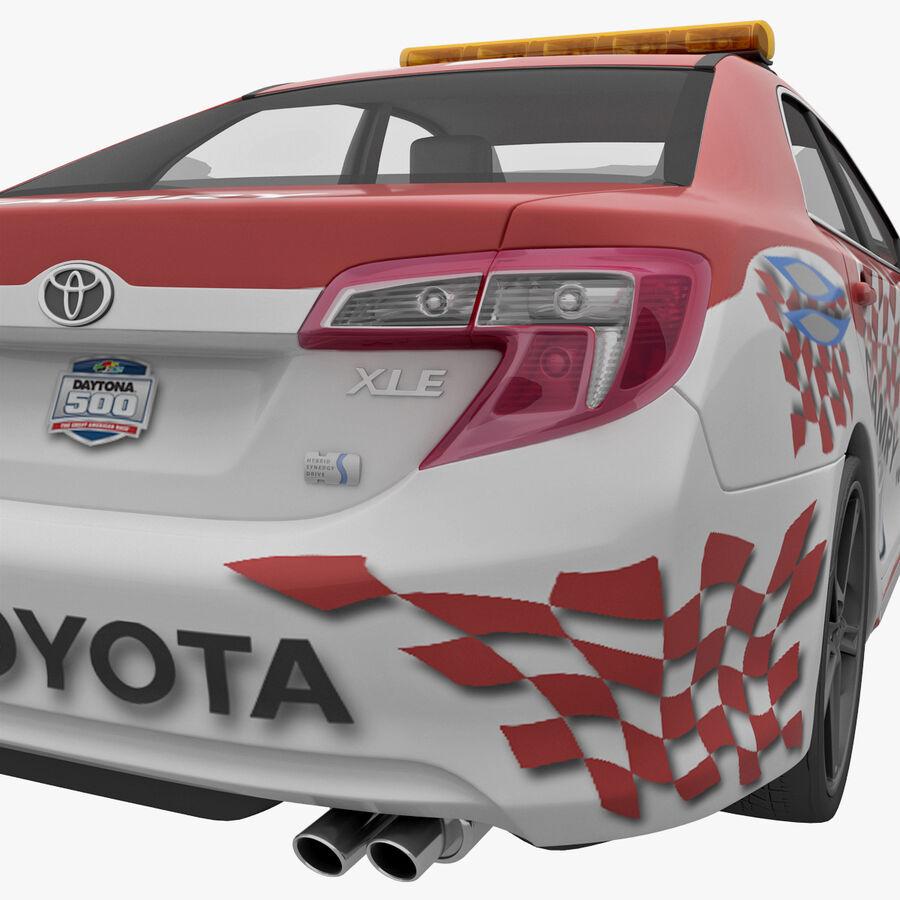 도요타 캠리 2012 페이스 카 royalty-free 3d model - Preview no. 41