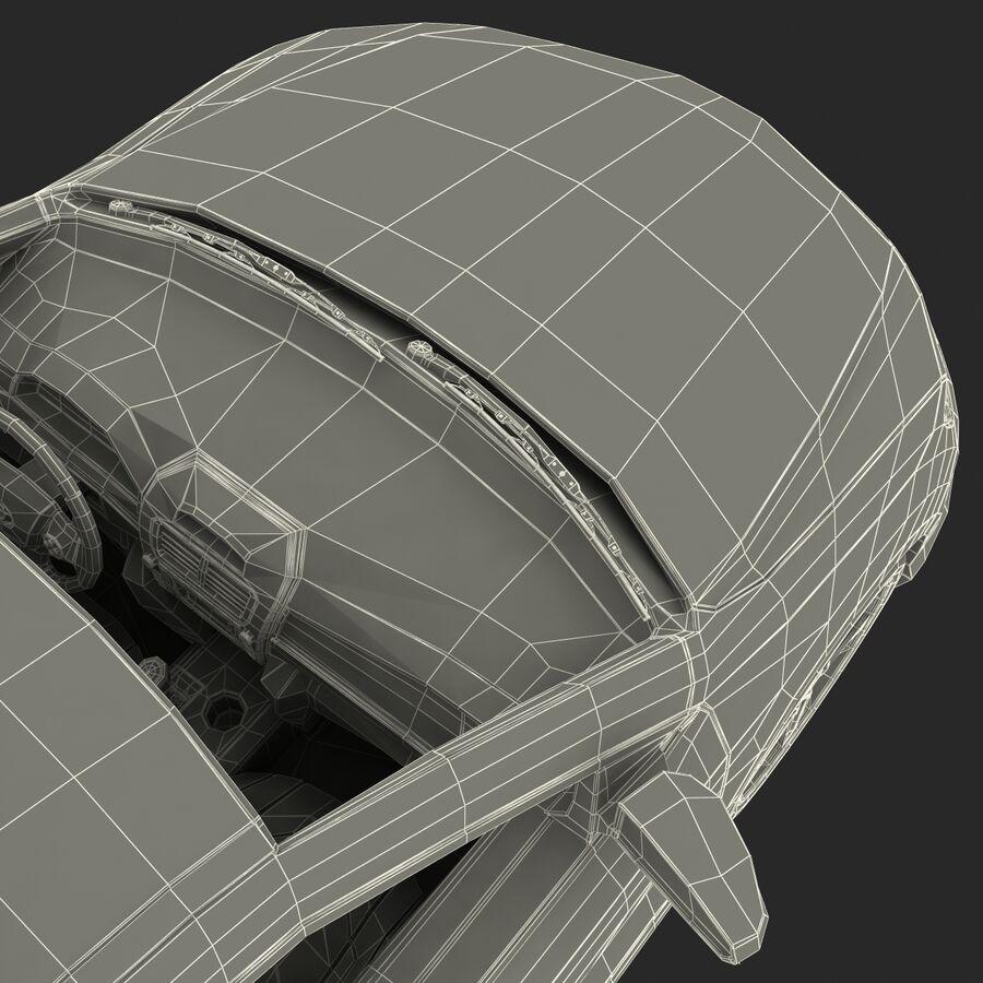 도요타 캠리 2012 페이스 카 royalty-free 3d model - Preview no. 82