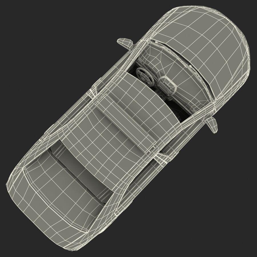 도요타 캠리 2012 페이스 카 royalty-free 3d model - Preview no. 77