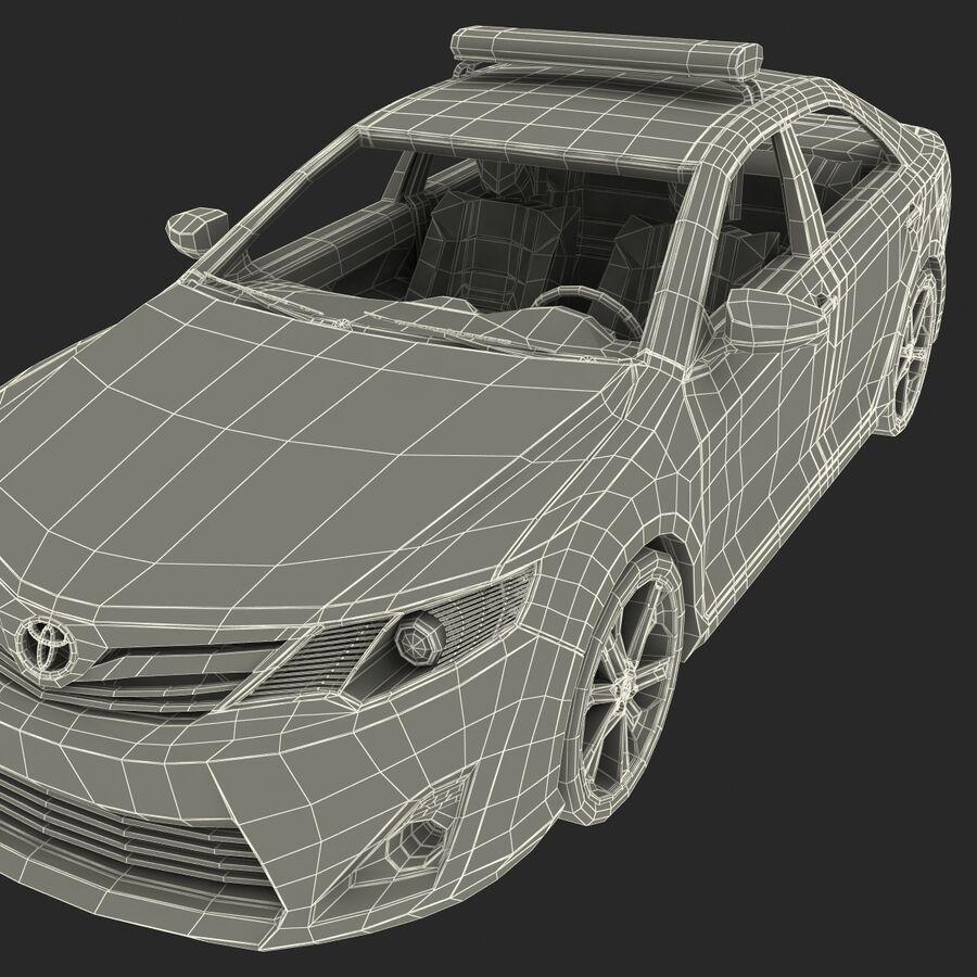 도요타 캠리 2012 페이스 카 royalty-free 3d model - Preview no. 79