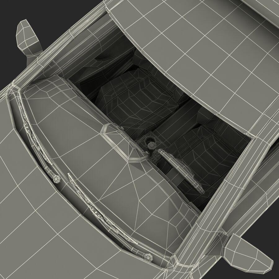 도요타 캠리 2012 페이스 카 royalty-free 3d model - Preview no. 83