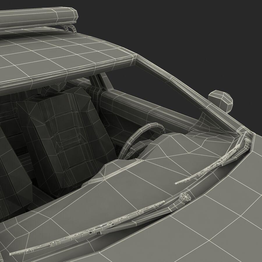 도요타 캠리 2012 페이스 카 royalty-free 3d model - Preview no. 84
