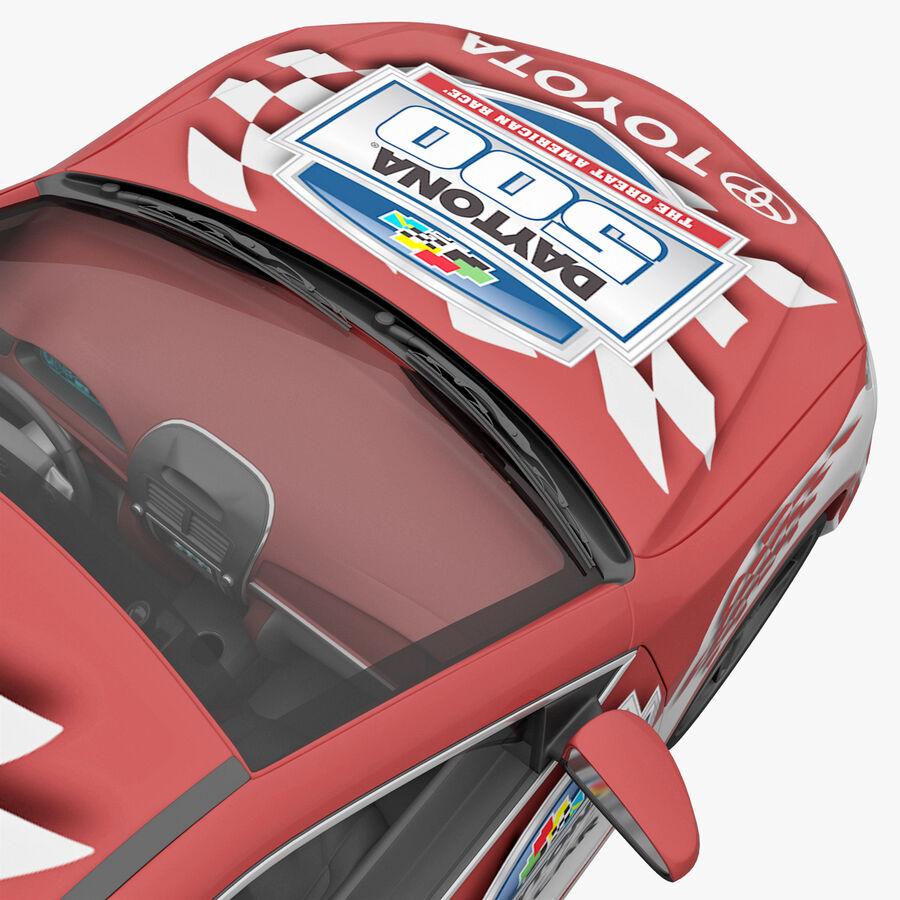도요타 캠리 2012 페이스 카 royalty-free 3d model - Preview no. 24