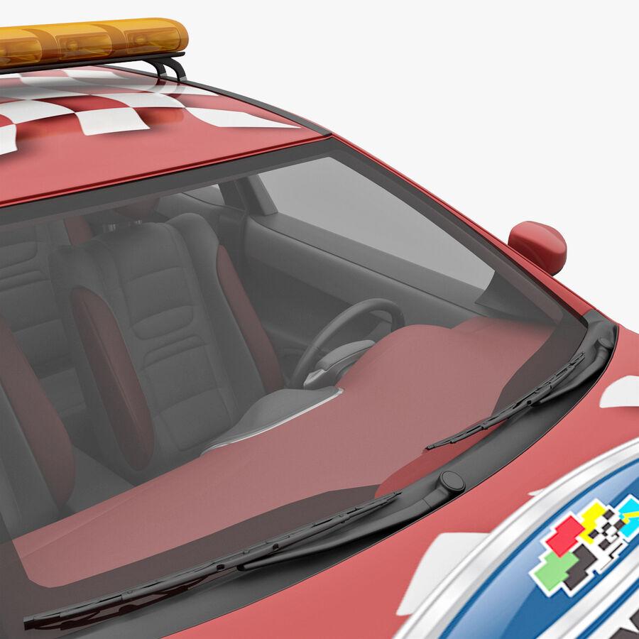 도요타 캠리 2012 페이스 카 royalty-free 3d model - Preview no. 30