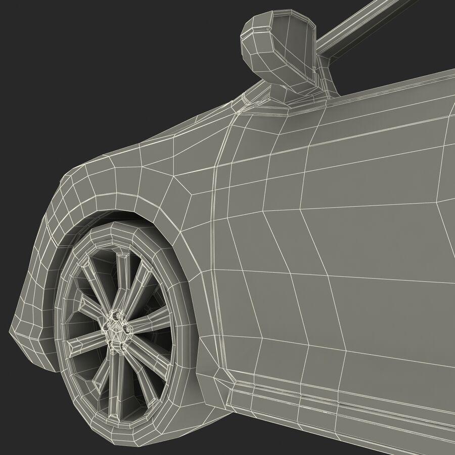 도요타 캠리 2012 페이스 카 royalty-free 3d model - Preview no. 91
