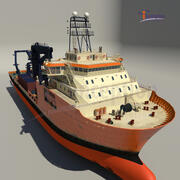 gemi gemi toisa 3d model