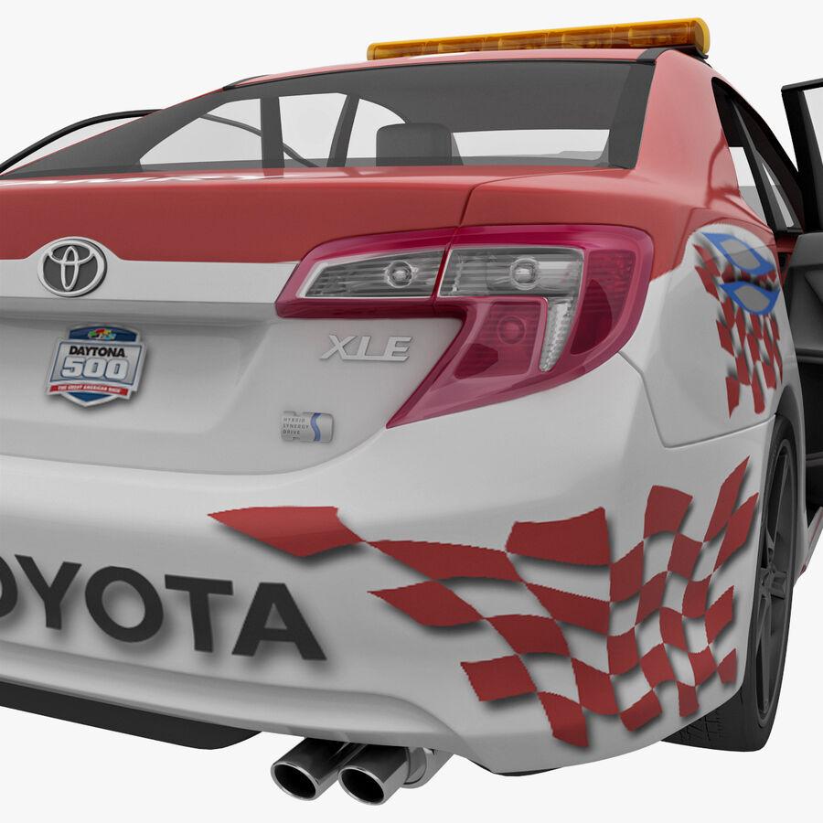 Toyota Camry 2012 Pace Car aparejado royalty-free modelo 3d - Preview no. 71