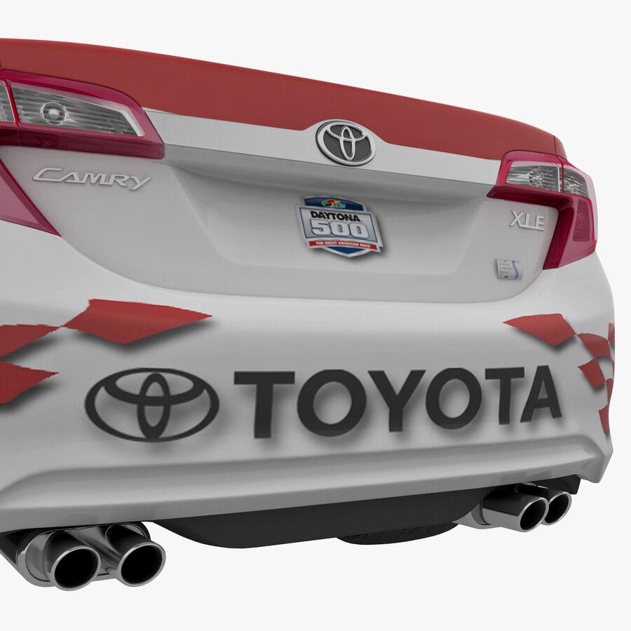 Toyota Camry 2012 Pace Car aparejado royalty-free modelo 3d - Preview no. 63