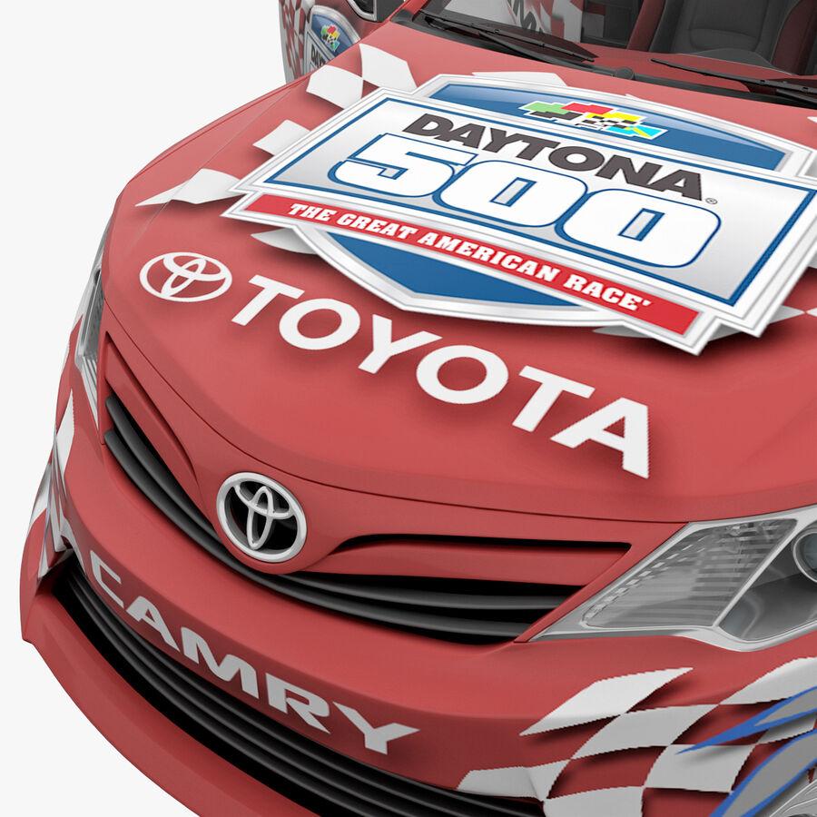 Toyota Camry 2012 Pace Car aparejado royalty-free modelo 3d - Preview no. 69