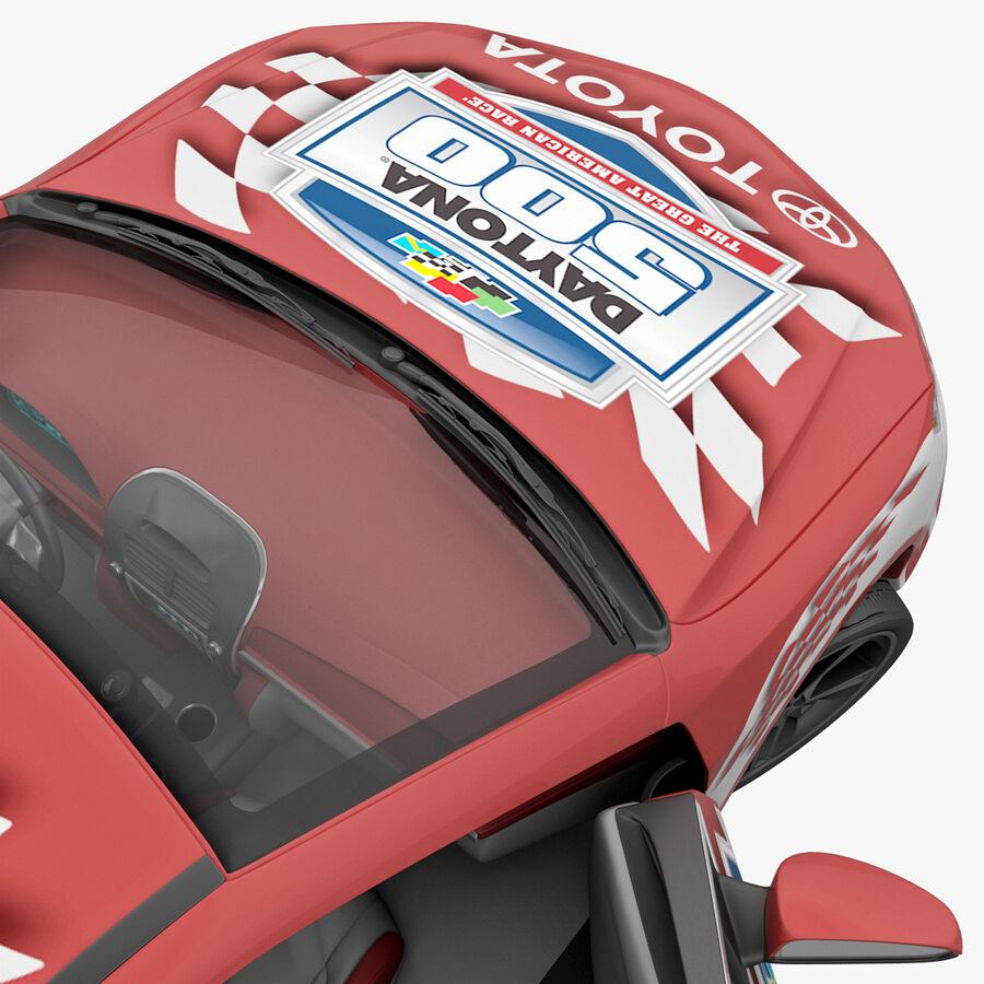 Toyota Camry 2012 Pace Car aparejado royalty-free modelo 3d - Preview no. 54