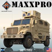 インターナショナルMaxxProダッシュ 3d model
