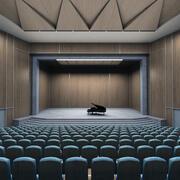 Theater D 3d model