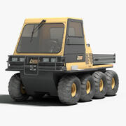 Argo Centaur Off-Road 3d model